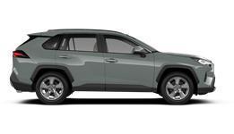 Limited 4WD 5-դռնանի MVP (LWB)