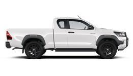 Style (version 08) Pick-up Extra cab