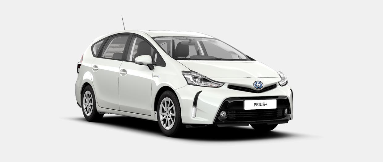 Grand Prius+ 7 plaatsen Dynamic 1.8 Hybride CVT (Continuously Variable Transmission)