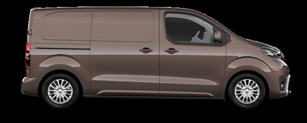 PROACE Comfort Van Medium 5d.