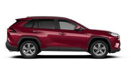 Luxury Premium MPV 5 Doors (LWB)