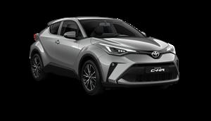Toyota C-HR Classy, 1.2 турбо бензин 4x4