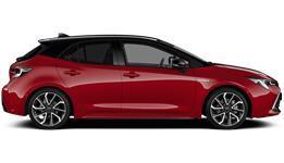 Style 5 Türen Hatchback