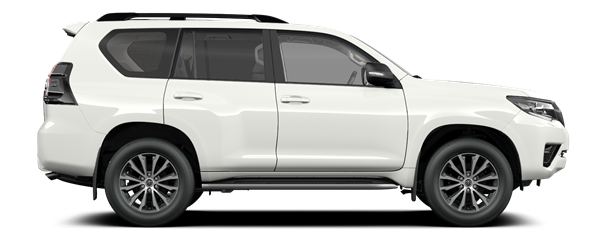 Land Cruiser Invincible SUV