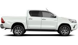 SR+ (Leather Pack) Double Cab