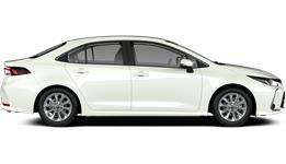 Comfort 4dveřový sedan