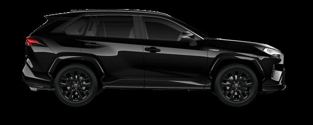 RAV4 Black Edition SUV 5dv.