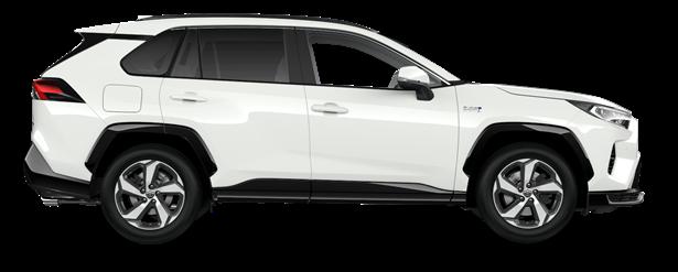 RAV4 Plug-in Comfort 5dv. SUV