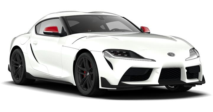 GR Supra Fuji Speedway Limited Edition
