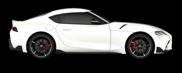Supra GR Supra Legend Coupe