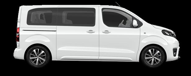 Proace Verso Shuttle Comfort 9-Sitzer L1 4-türig