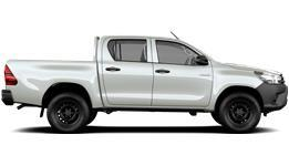T2 Double cab