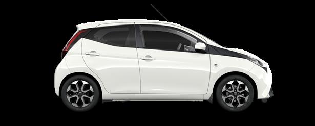 Aygo x-press Hatchback 5-dørs