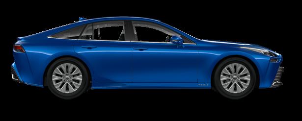 Mirai H3 Sedan