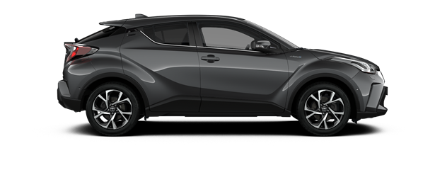 C-HR Style Crossover