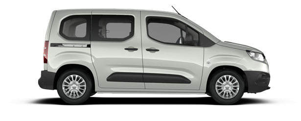 PROACE CITY VERSO Combi Compact, 5 ust