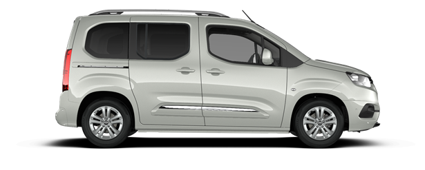 PROACE CITY VERSO Family Compact, 5 ust