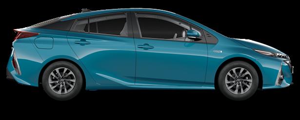 Prius Plug-in Solar 5 Puertas