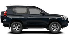 Legend SUV 3-door (5 seats)