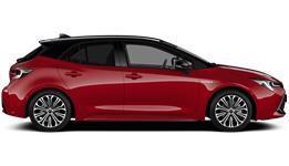 Hybrid Style Hatchback 5-door