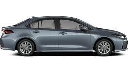 Hybrid Mid 4-door Sedan
