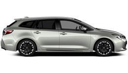 Hybrid Mid GR SPORT Touring Sports 5-door