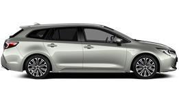 Hybrid Style Touring Sports 5-door