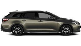 Hybrid Mid TREK Touring Sports 5-door