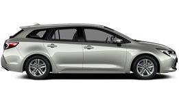 Hybrid Mid Touring Sports 5-door