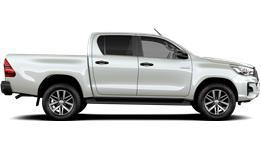 High Double Cab
