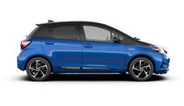 Hybrid Chic Blue Bi-tone 5-door