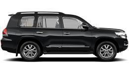 Luxury 5-door (7-seats)