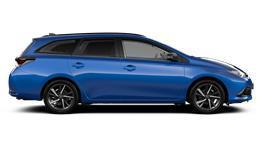Style Bi-tone Touring Sports 5-door