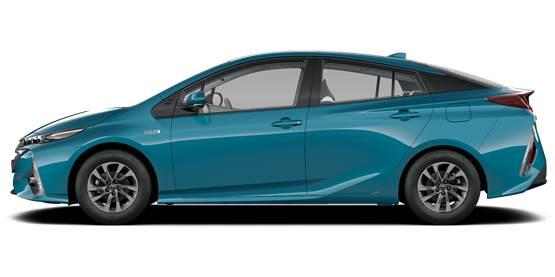 The Hybrid That Travels Further On Electric