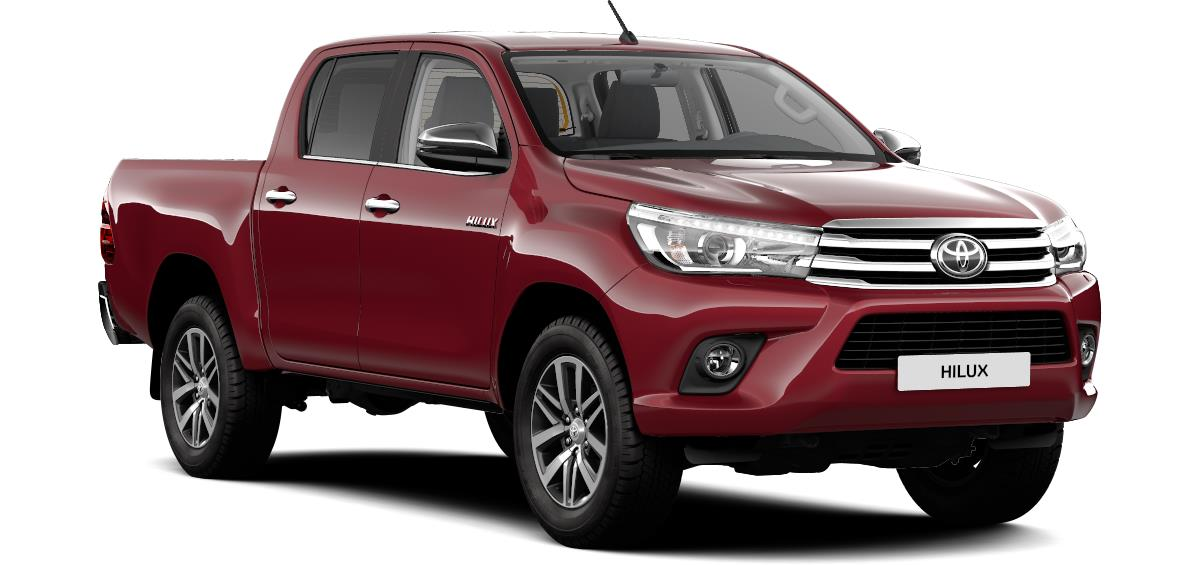 Hilux models | Specifications & Engines | Toyota Europe