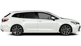 Hybrid Premium Nordic Light Touring Sports