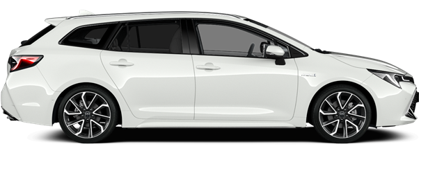 Corolla Touring Sports Hybrid Premium Nordic Light Touring Sports