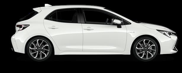 Corolla Hatchback Hybrid Premium Sport Black Hatchback