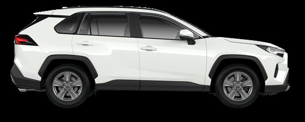 RAV4 Hybrid Active Edition 5-ovinen