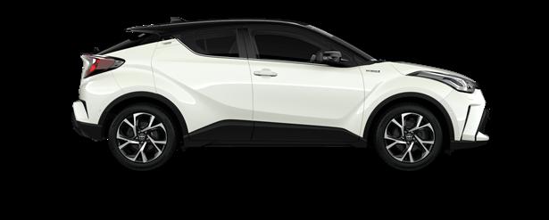 Toyota C-HR Hybrid Intense Edition 5-ovinen