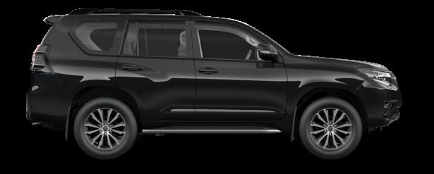 Land Cruiser Premium 5-ovinen