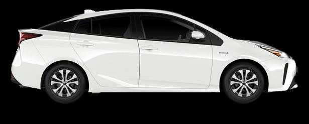 Prius Active 5-ovinen