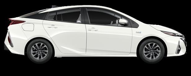 Prius Hybride Rechargeable Solar 5 Portes