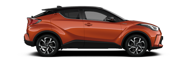 TOYOTA C-HR Collection Cuir Alcantara 5 portes