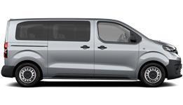 Combi Passenger Car Medium People Carrier