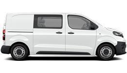 Icon Crew Cab Medium People Carrier