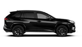 Black Edition 5 Door Sports Utility Vehicle