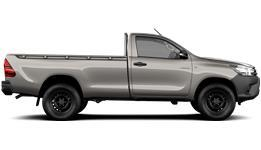 Active Wide Body 2 Door Single Cab