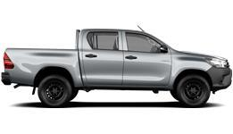 Active. 4 Door Double Cab