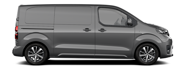 Proace Design Medium Panel Van